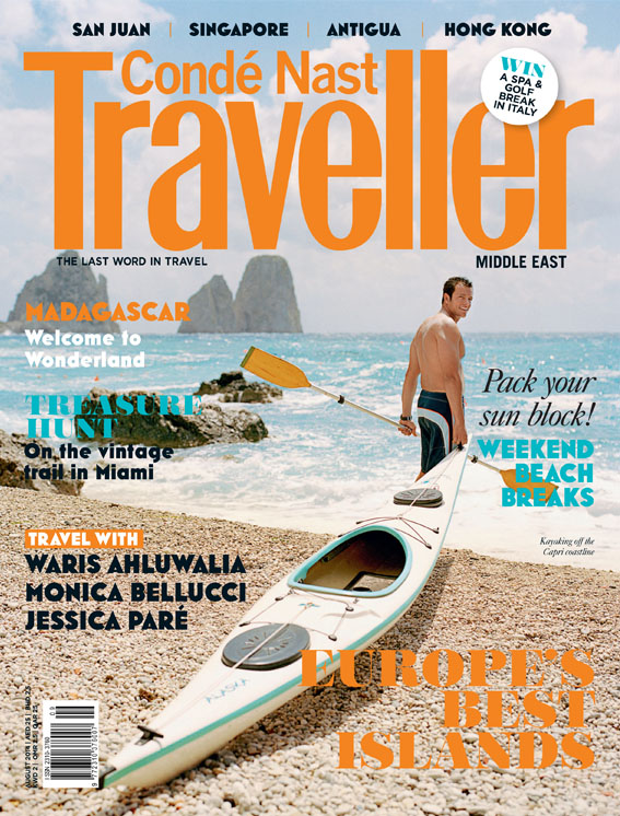 Article: CONDÉ NAST TRAVELLER