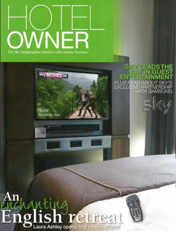 Article: Hotel Owner