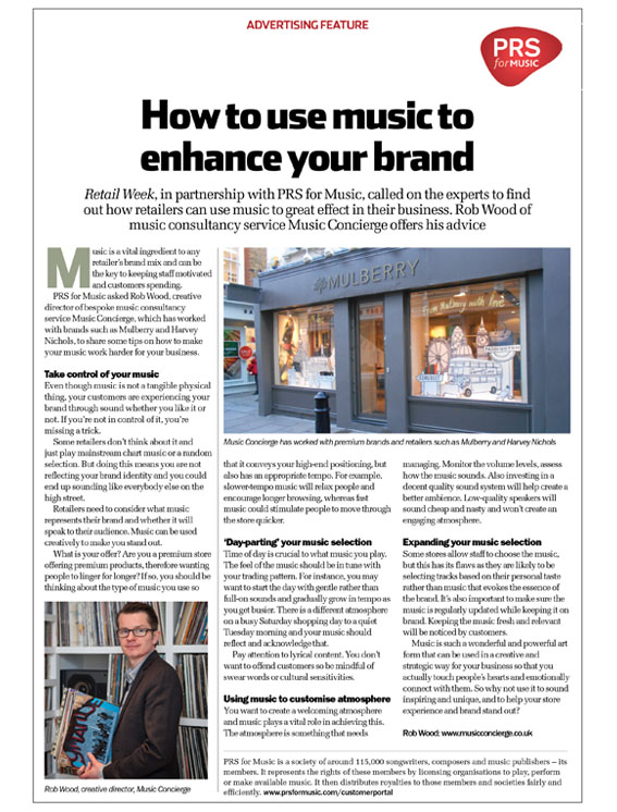 Article: Retail Week