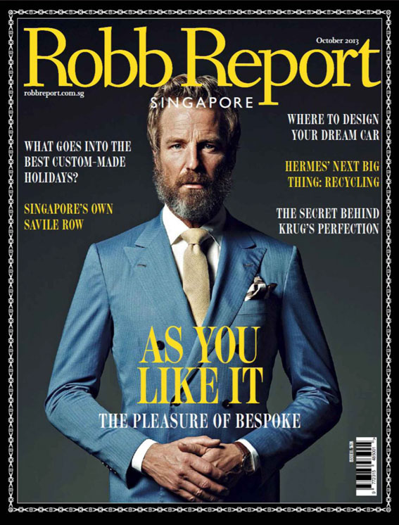 Article: Robb Report