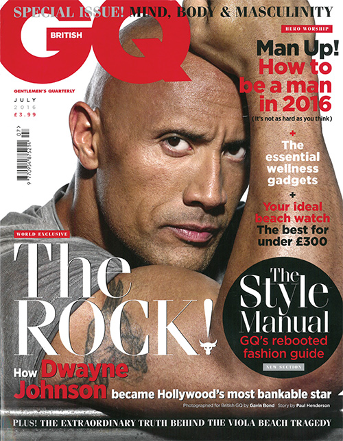 GQ article featuring Rob Wood of Music Concierge July 2016